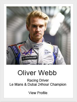 Oliver Webb Racing