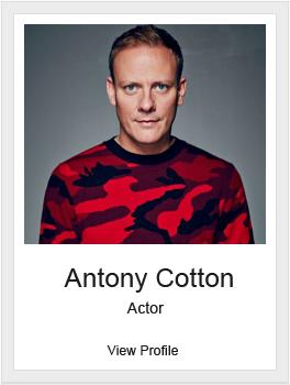 Antony Cotton